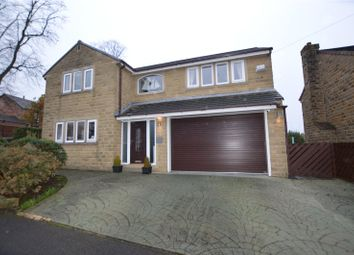 Thumbnail 4 bed detached house for sale in Whitehall Croft, Rothwell, Leeds