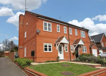 Thumbnail 3 bed semi-detached house for sale in Fallow Fields, Loughton