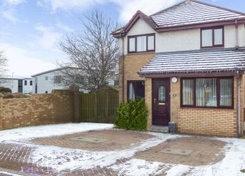 Thumbnail 4 bed detached house for sale in Moor Park Place, Prestwick