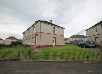 Thumbnail 2 bed flat for sale in Househillmuir Crescent, Pollok, Glasgow