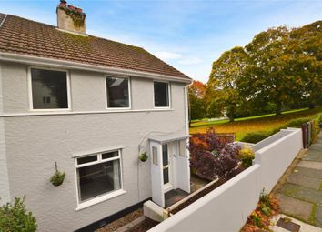 Thumbnail 3 bed semi-detached house for sale in Royal Navy Avenue, Plymouth, Devon