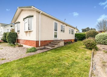 Thumbnail 2 bed mobile/park home for sale in Wheatfields Park, Callow End, Worcester