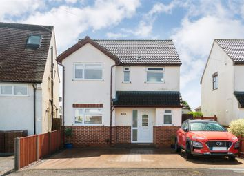 Thumbnail 3 bed detached house for sale in St. Georges Crescent, Cippenham, Slough