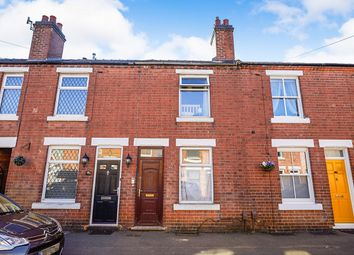 Thumbnail 2 bed terraced house to rent in Warner Street, Mickleover, Derby
