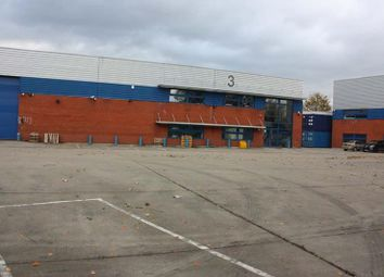 Thumbnail Light industrial to let in Unit 3 Riverside Cargo Centre, Mathisen Way, Poyle, Slough, Berkshire