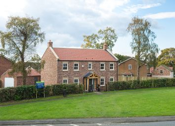 Thumbnail 4 bedroom detached house for sale in Raskelf Road, Easingwold, York