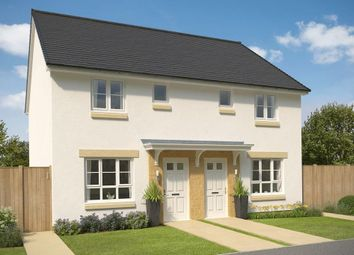 "Thumbnail 3 bedroom semi-detached house for sale in ""Fasque 1"" at Victoria Street, Monifieth, Dundee"
