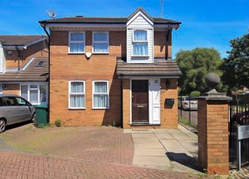 Thumbnail 3 bed detached house for sale in Tayside Drive, Edgware