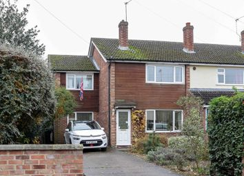 Thumbnail 3 bed end terrace house for sale in Millbrook Close, Wallingford