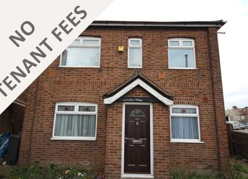 Thumbnail 3 bedroom flat to rent in Forest Road, London