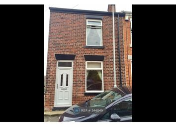 Thumbnail 2 bed end terrace house to rent in Grattan Street, Rotherham
