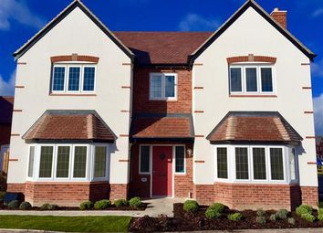 Thumbnail 5 bed detached house to rent in Beech Lane, Dickens Heath, Solihull