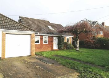 Thumbnail 3 bed detached bungalow for sale in Edgewell Lane, Eaton, Tarporley, Cheshire