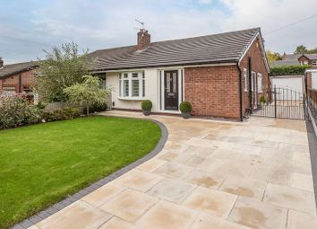 Thumbnail 2 bed semi-detached bungalow for sale in Brookside Road, Standish, Wigan