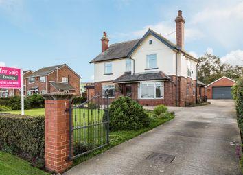 Thumbnail 4 bed detached house for sale in Milford Road, Sherburn In Elmet, Leeds