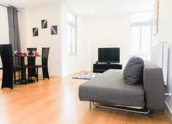 Thumbnail 1 bedroom flat to rent in Caspian Apartments, London