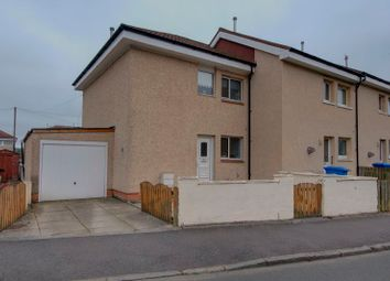 Thumbnail 2 bed end terrace house for sale in Glenview Crescent, Stoneyburn, Bathgate