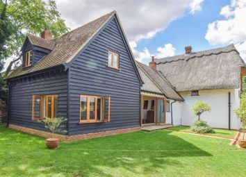 4 bed detached house for sale in Church Lane, Ford End, Chelmsford CM3