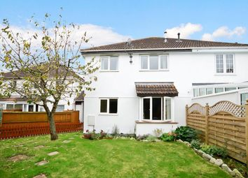 Thumbnail 2 bed end terrace house to rent in Furze Cap, Kingsteignton, Newton Abbot, Devon