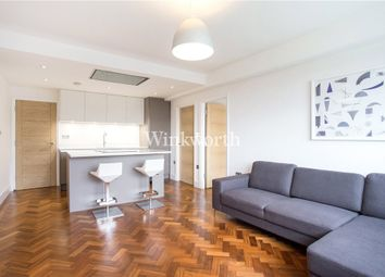 Thumbnail 2 bed flat for sale in Orchid Grange, Chase Side, London