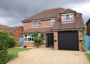 Thumbnail 4 bed detached house for sale in Northfield Avenue, Sudbrooke, Lincoln