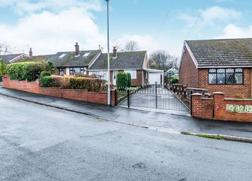 Thumbnail 2 bed bungalow for sale in Axon Crescent, Stoke-On-Trent