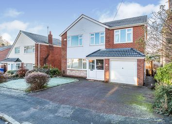 Thumbnail 4 bed detached house for sale in Pine Grove, Chorley, Lancashire