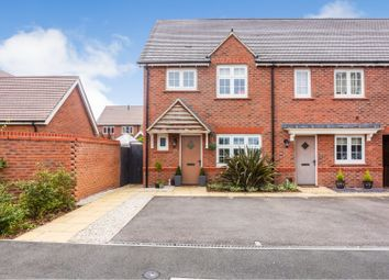 Thumbnail 3 bed end terrace house for sale in Ashtree Leasow, Telford
