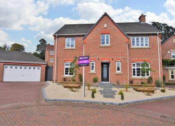 Thumbnail 4 bed detached house for sale in Garden Walk, Moorgate, Rotherham