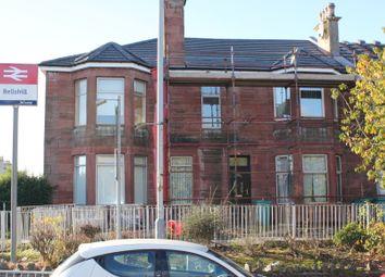 Thumbnail 1 bedroom flat for sale in Belvidere Rd, Bellshill