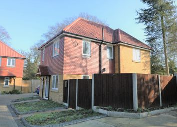 Thumbnail 3 bed detached house for sale in View Road, Cliffe Woods Rochester