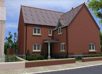 Thumbnail 5 bed detached house for sale in Hallam Fields Road, Birstall
