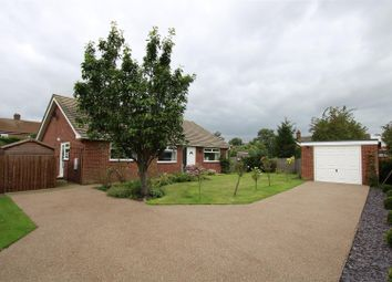 Thumbnail 3 bed bungalow for sale in Willoughby Close, Helpringham, Sleaford