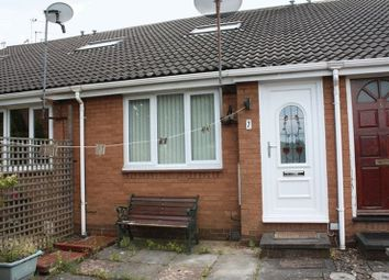 Thumbnail 1 bedroom terraced house to rent in Willow Close, Morpeth