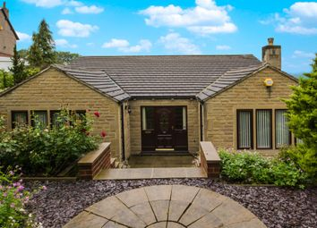 Thumbnail 4 bed detached bungalow for sale in Hopton Lane, Mirfield