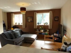 Thumbnail 1 bed flat to rent in Crown Courtyard, Cheshire Street, Audlem, Crewe, Cheshire