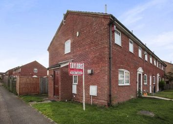 Thumbnail 2 bedroom end terrace house for sale in Kestrel Way, Luton, Bedfordshire