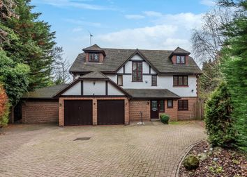 Thumbnail 5 bedroom detached house for sale in Old Perry Street, Chislehurst, Kent