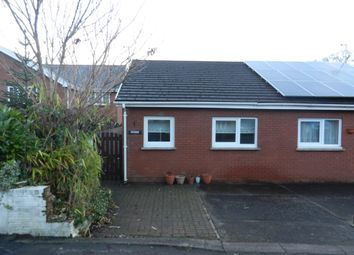 Thumbnail 2 bedroom semi-detached bungalow for sale in Graig Road, Glais, Swansea