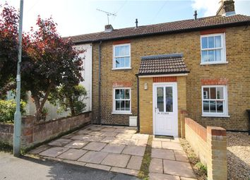 Thumbnail 2 bed terraced house for sale in Station Road, Chertsey, Surrey