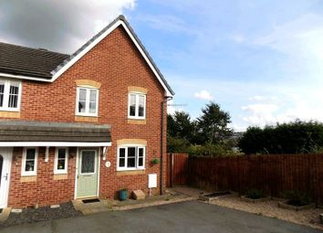 Thumbnail 3 bed semi-detached house for sale in Millbank, Neath, Neath Port Talbot.
