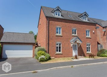Thumbnail 5 bed town house for sale in Gibfield Drive, Atherton, Manchester