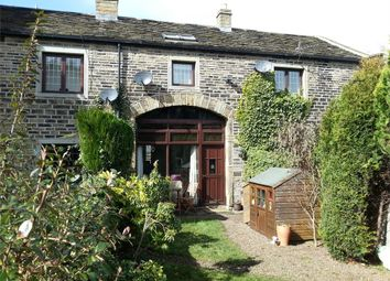 Thumbnail 2 bed cottage for sale in Abbey Road, Shepley, Huddersfield, West Yorkshire