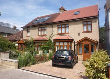 Thumbnail 4 bed semi-detached house to rent in Whitchurch Gardens, Canons Park, Edgware