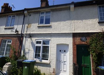 Thumbnail 2 bed terraced house to rent in Horsham Road, Littlehampton, West Sussex