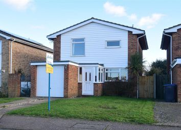 Thumbnail 3 bed detached house for sale in Kingsfield Road, Herne Bay, Kent