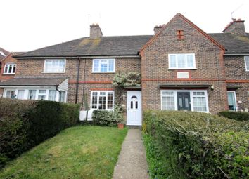 Thumbnail 2 bed terraced house to rent in Woodfield Terrace, Henfield Road, Cowfold