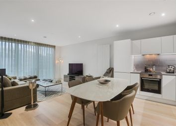 Thumbnail 1 bed flat for sale in Liner House, Admiralty Avenue, Royal Wharf, London