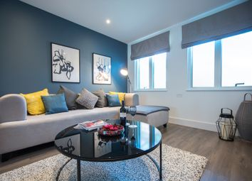 Thumbnail 2 bed flat for sale in St Ann's Road, London