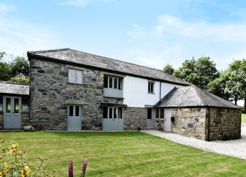Thumbnail 4 bed property for sale in Bodanna, Summercourt, Newquay, Cornwall